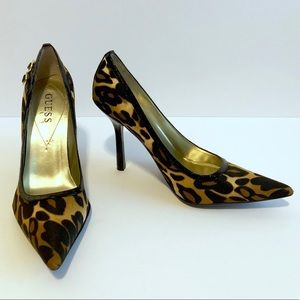 """Guess """"Lucita"""" Pointy Toe Pumps"""